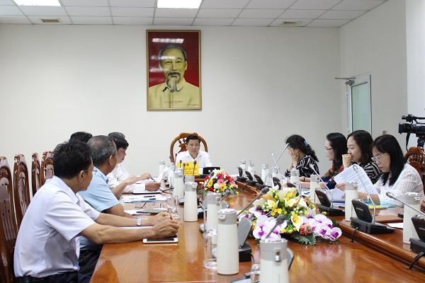 Bà Rịa- Vũng Tàu: Họp nghe báo cáo Kế hoạch phục hồi ngành du lịch tỉnh sau dịch Covid-19