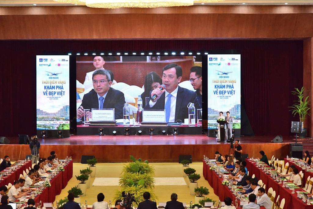 """Hội nghị """"Thời điểm vàng khám phá vẻ đẹp Việt"""": Phát triển mạnh thị trường du lịch nội địa"""