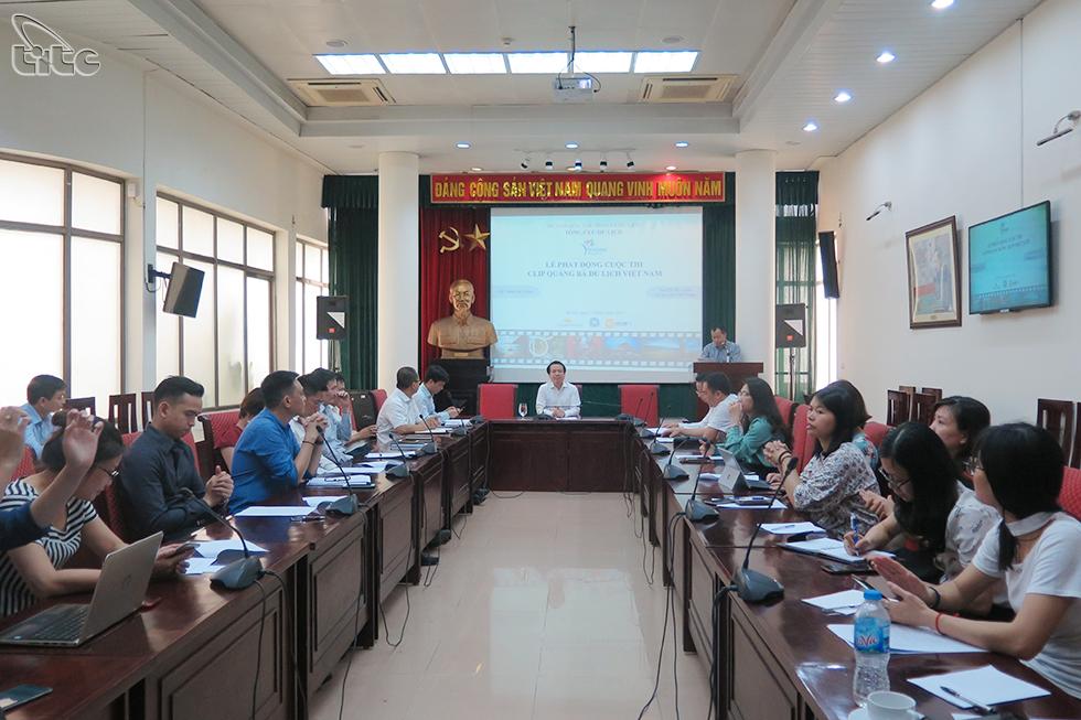 Tổng cục Du lịch phát động Cuộc thi video clip quảng bá du lịch Việt Nam