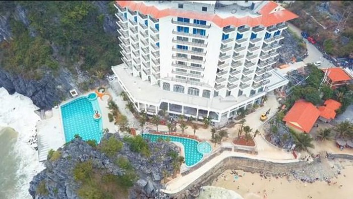 Khánh thành khách sạn 5 sao trên đảo Cát Bà