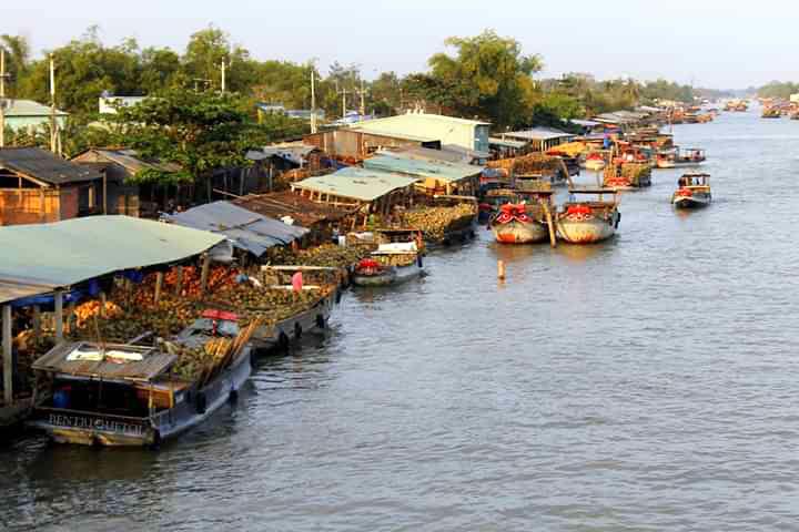 Mỏ Cày Nam - Nét đẹp du lịch từ quê hương Đồng Khởi