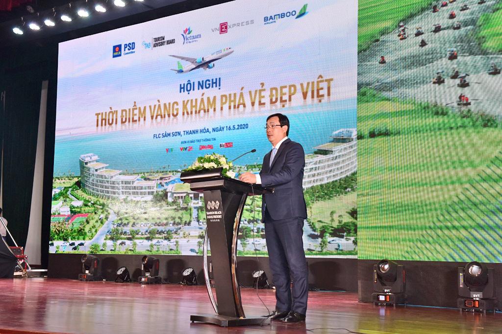 """Khai mạc Hội nghị """"Thời điểm vàng khám phá vẻ đẹp Việt"""" nhằm thúc đẩy du lịch nội địa"""