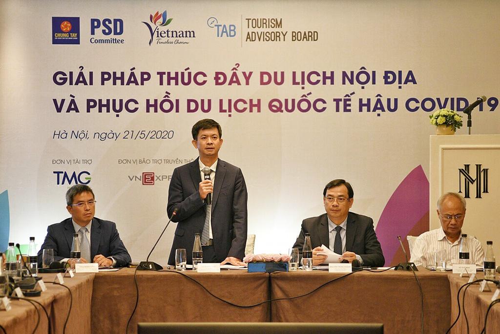 Thứ trưởng Lê Quang Tùng: Đẩy mạnh truyền thông Việt Nam an toàn, tận dụng cơ hội cơ cấu lại ngành du lịch