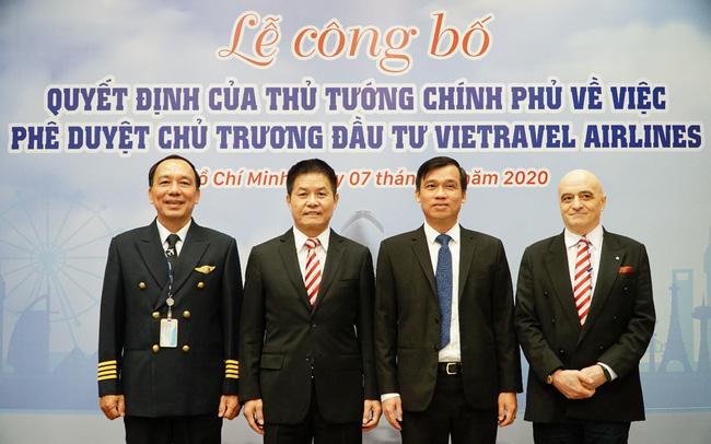 Vietravel Airlines dự kiến đi vào hoạt động trong nửa đầu năm 2021