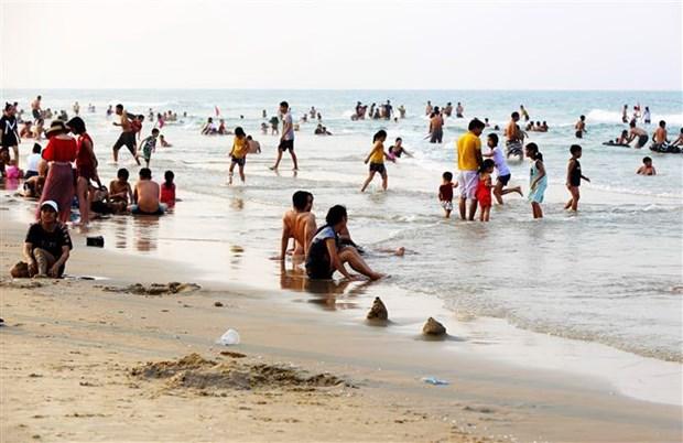 Du lịch biển, đảo Quảng Trị phục hồi sau nới lỏng giãn cách xã hội
