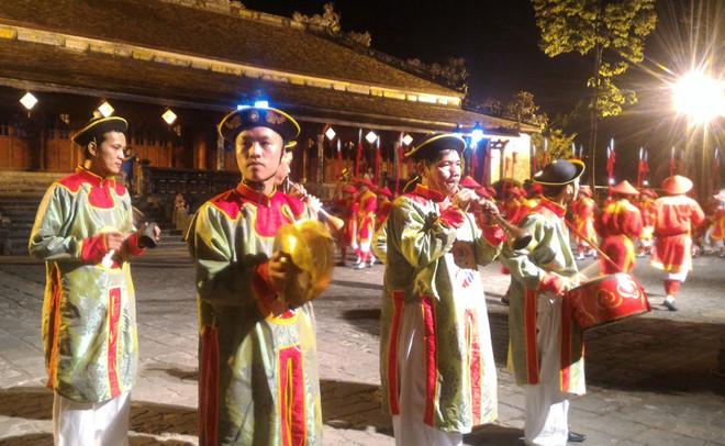 Cần bảo tồn nhạc lễ như di sản quốc gia