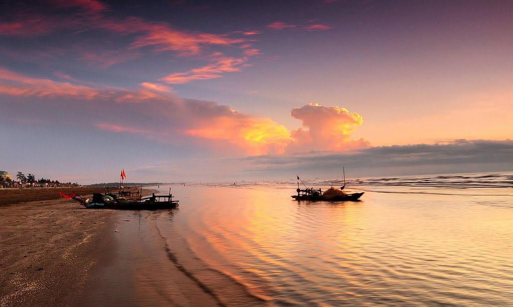 Những bãi biển đẹp ở Nghệ An