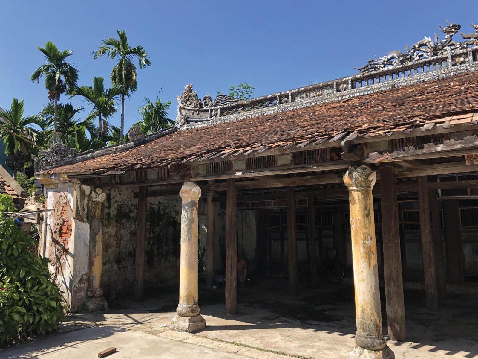 Quản lý, tu bổ, tôn tạo di tích và phát huy giá trị nhà vườn truyền thống ở Huế