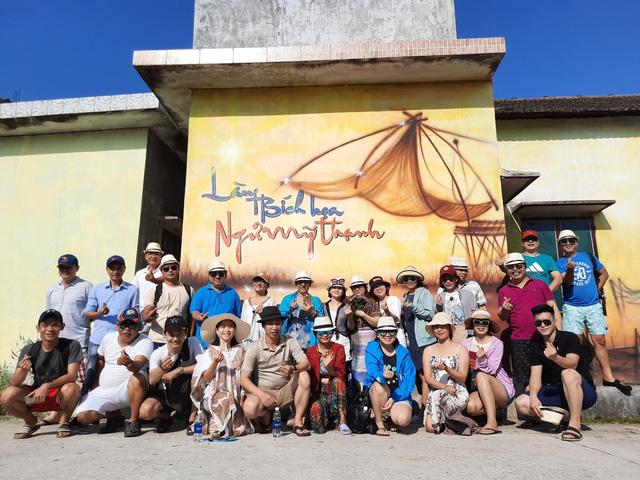 Đoàn Famtrip Đà Nẵng đến khảo sát các tuyến điểm du lịch tại Huế