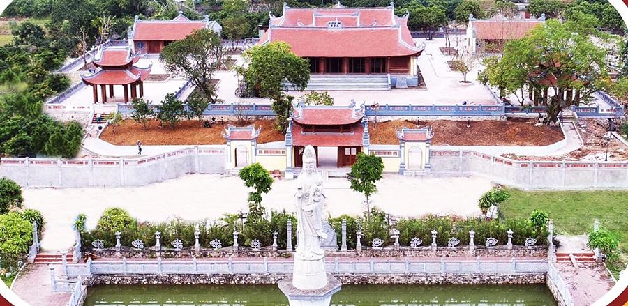 Bảo tồn và phát huy giá trị di tích nhà Trần tại Đông Triều (Quảng Ninh)