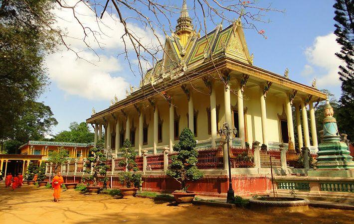 Khách sạn ở Trà Vinh (2 sao - chưa xếp hạng)