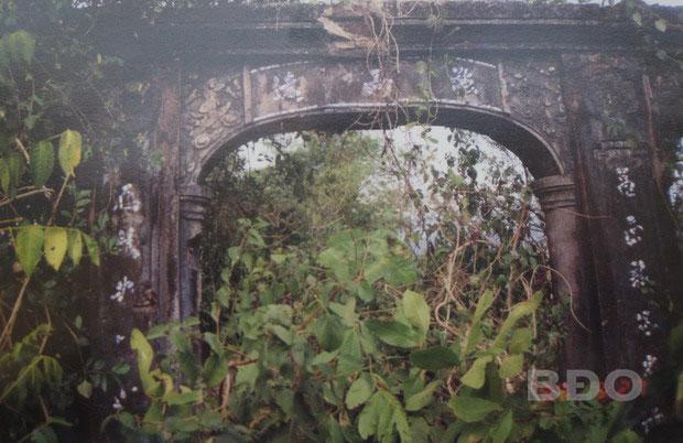 Làng cổ Cây Dừa (Bình Định) - một vùng trầm tích văn hóa