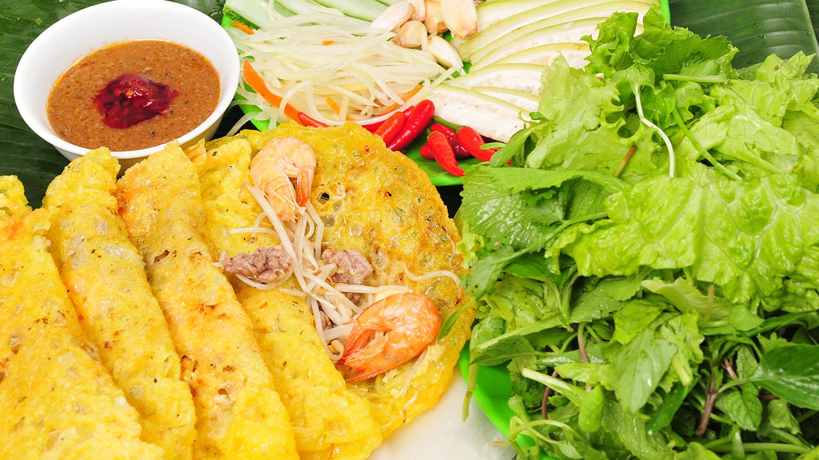 Nét độc đáo của ẩm thực Đà thành