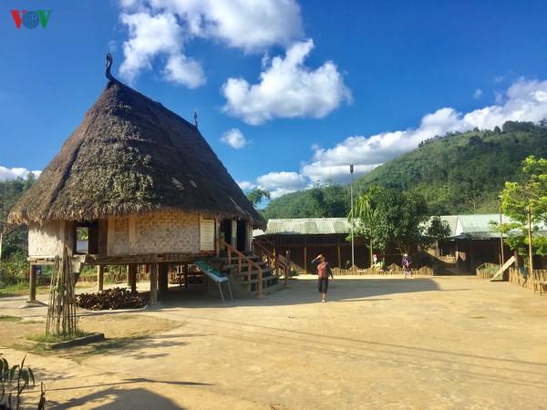 Du lịch cộng đồng Ta Lang - điểm đến hấp dẫn mới của Quảng Nam