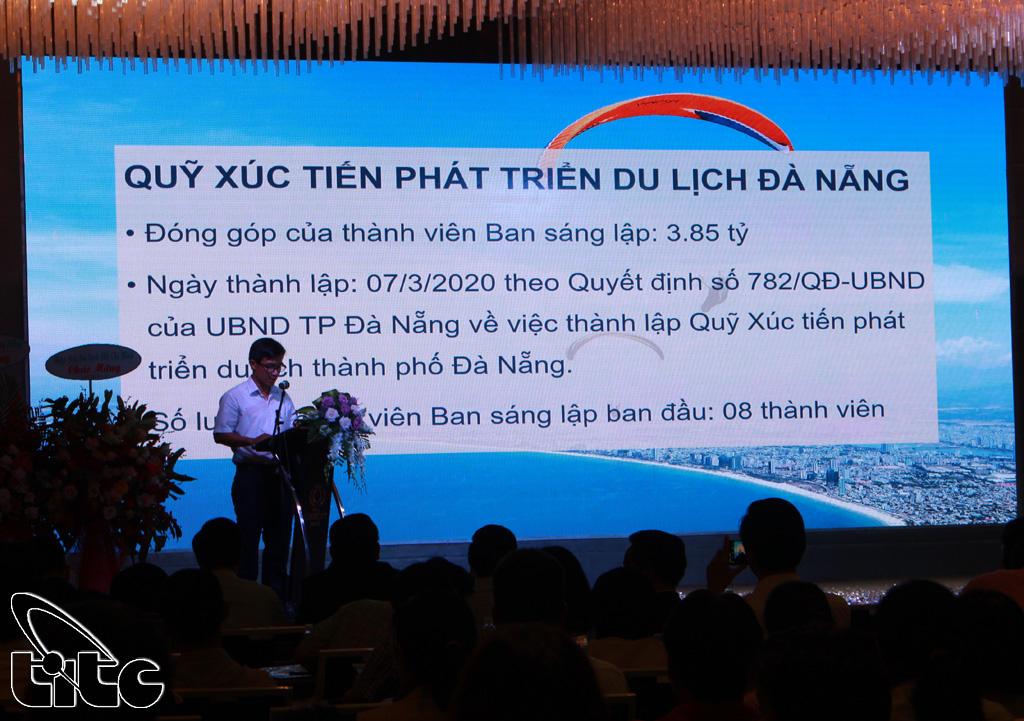 Ra mắt Quỹ Xúc tiến phát triển du lịch Đà Nẵng