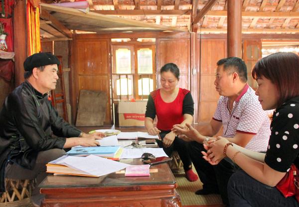 Bảo tồn di sản hát Then người Tày (Hà Giang)