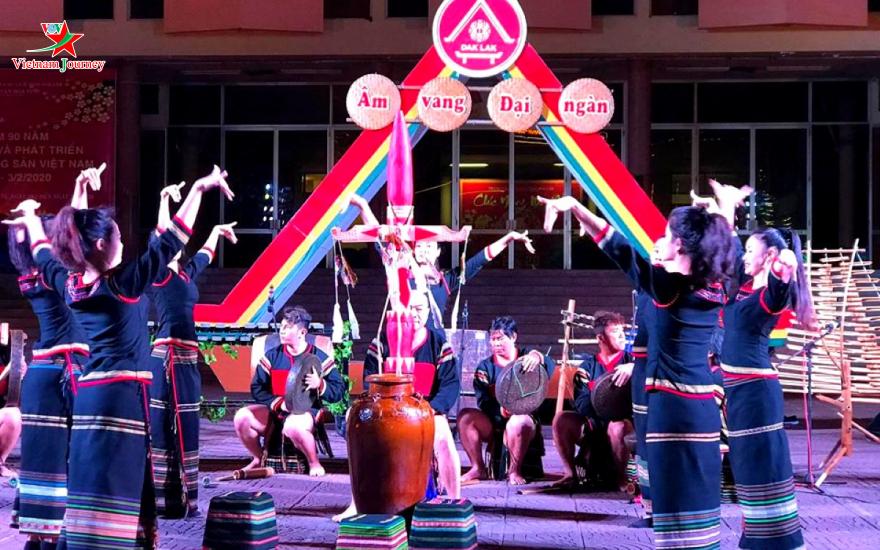 Đắk Lắk: Sẽ biểu diễn văn hóa cồng chiêng tại phố đi bộ ở Hà Nội và thành phố Hồ Chí Minh