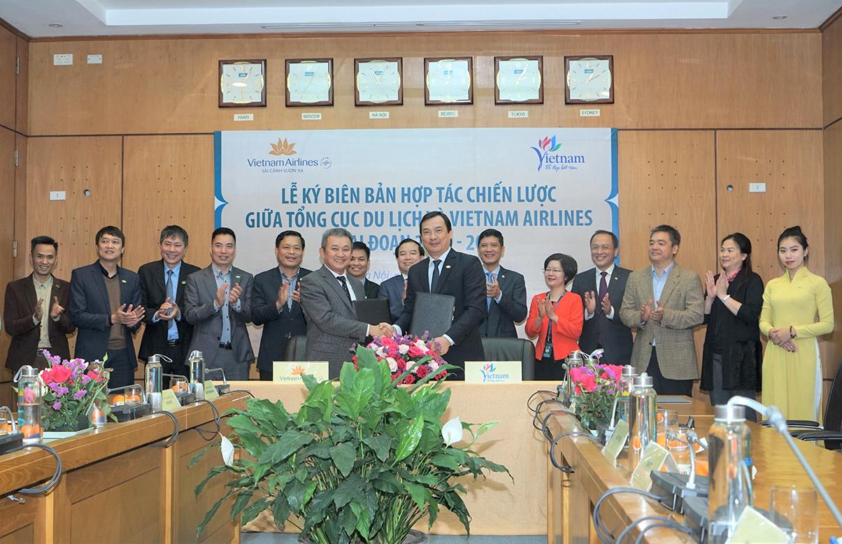Hợp tác du lịch và hàng không: Gắn bó, song hành cùng sự phát triển của du lịch Việt Nam