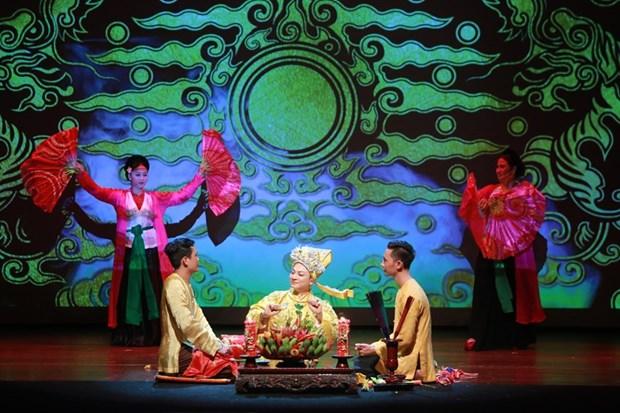 Nâng cao hiệu quả quản lý thực hành di sản Tín ngưỡng thờ Mẫu