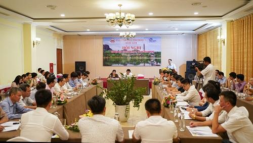 Ninh Bình tổ chức Hội nghị Bàn biện pháp xúc tiến quảng bá thu hút khách du lịch