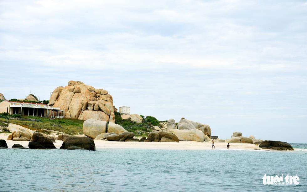 Đến Cù Lao Câu lặn ngắm san hô, ngắm vương quốc đá