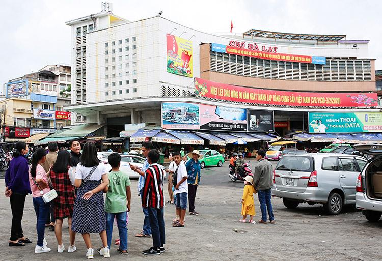 Lâm Đồng: Xây dựng ngành hàng đặc sản Chợ Đà Lạt thành điểm đến du lịch