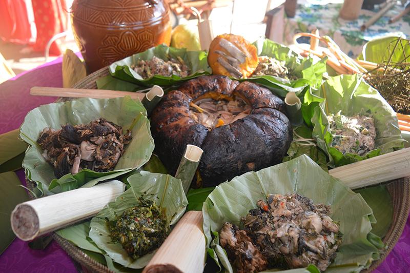 Món ngon của người Triêng