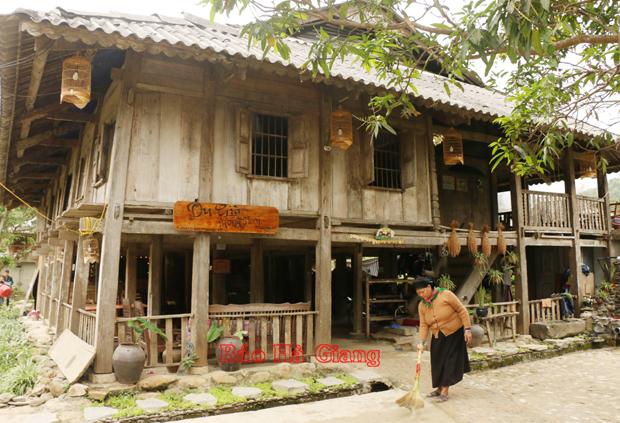 Điểm nhấn du lịch sinh thái Du Già, Hà Giang