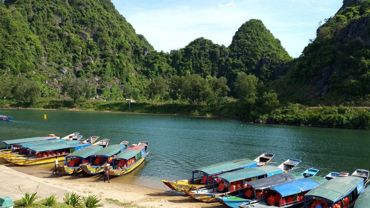 Quảng Bình: Giảm 50% mức thu phí tham quan danh lam thắng cảnh đối với các sản phẩm du lịch