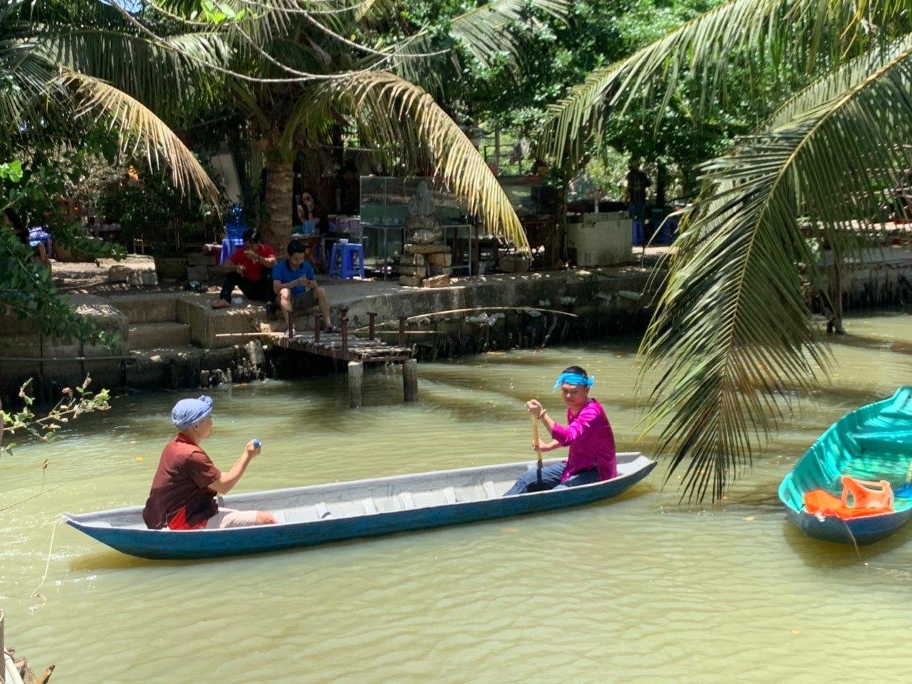 Trải nghiệm du lịch miệt vườn ở Bà Rịa Vũng Tàu