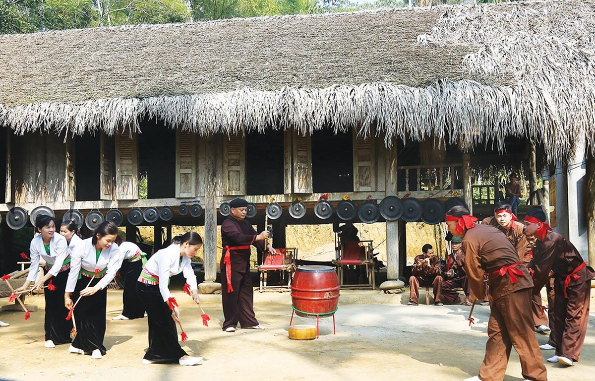 Phú Thọ: Bảo tồn, phát huy giá trị văn hóa dân tộc Mường ở Thanh Sơn