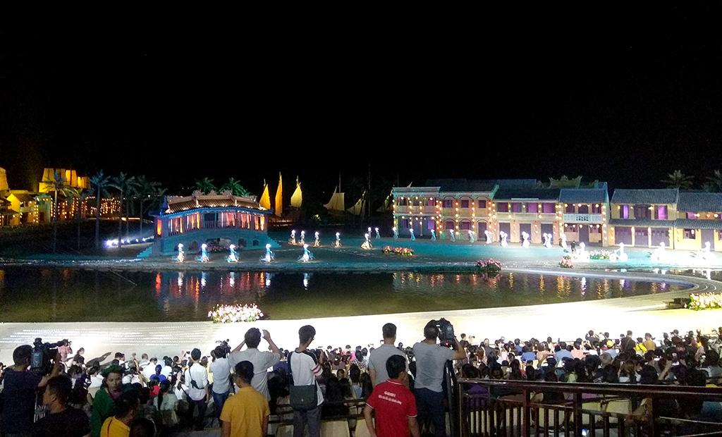 Ấn tượng Lễ hội áo dài Hội An - Danh thắng Việt Nam