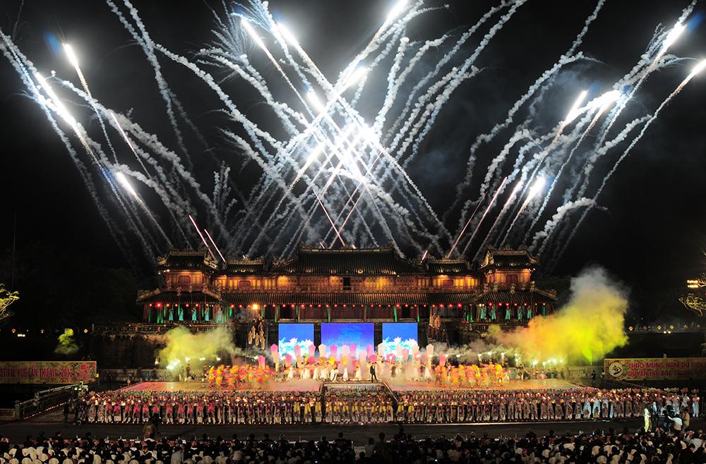Các chương trình, lễ hội chính tại Festival Huế 2020