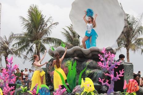 Sầm Sơn (Thanh Hóa) tổ chức lễ hội Carnival đường phố năm 2020