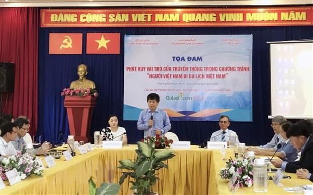 TP.Hồ Chí Minh: Kêu gọi truyền thông kích cầu du khách nội địa