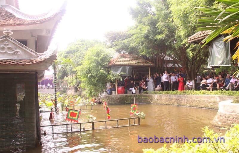325 nghìn lượt khách du lịch đến Bắc Ninh