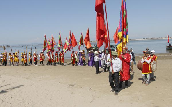 Tổ chức lễ giỗ lần thứ 574 năm ngày mất của Chiêu Trưng Đại vương Lê Khôi
