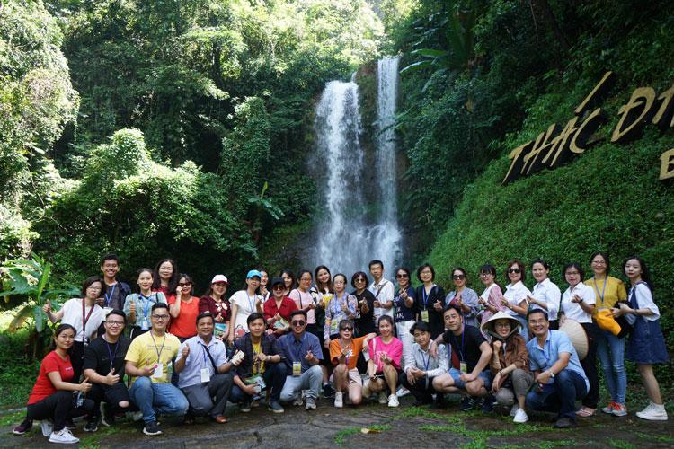 Lâm Đồng tổ chức Famtrip kích cầu du lịch dành cho các doanh nghiệp lữ hành