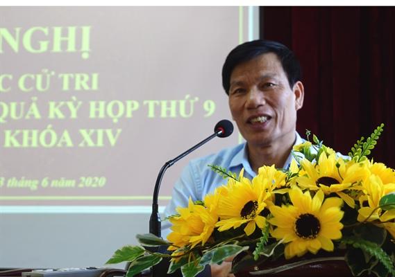 Bộ trưởng Nguyễn Ngọc Thiện: Từng bước phục hồi du lịch nhưng không được chủ quan với dịch bệnh