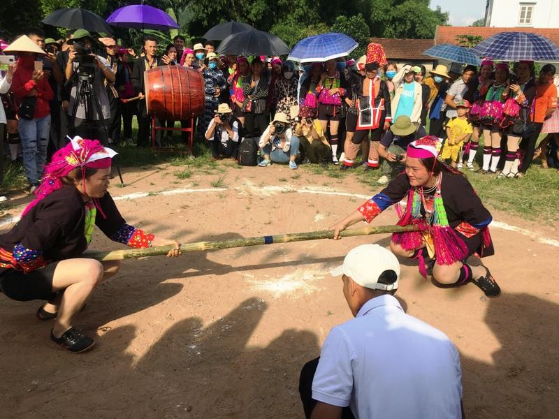 Ấn tượng Lễ hội văn hóa, thể thao dân tộc Dao Tiên Yên (Quảng Ninh)