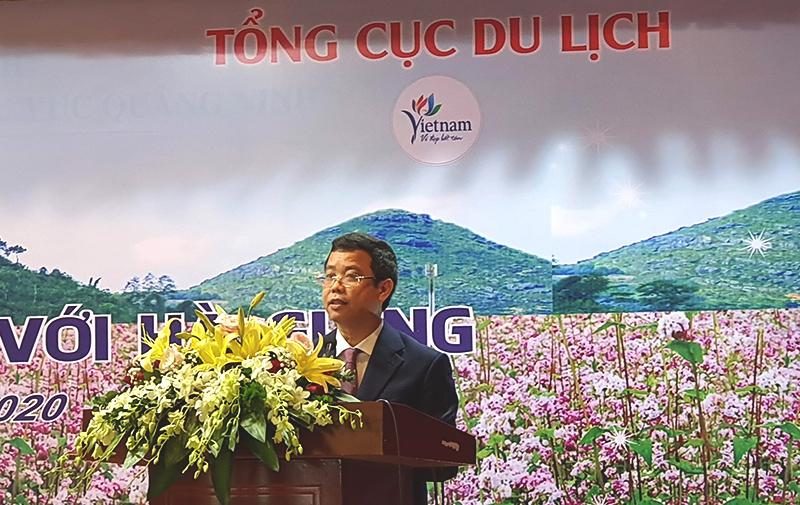 Phó Tổng cục trưởng Nguyễn Lê Phúc đề nghị