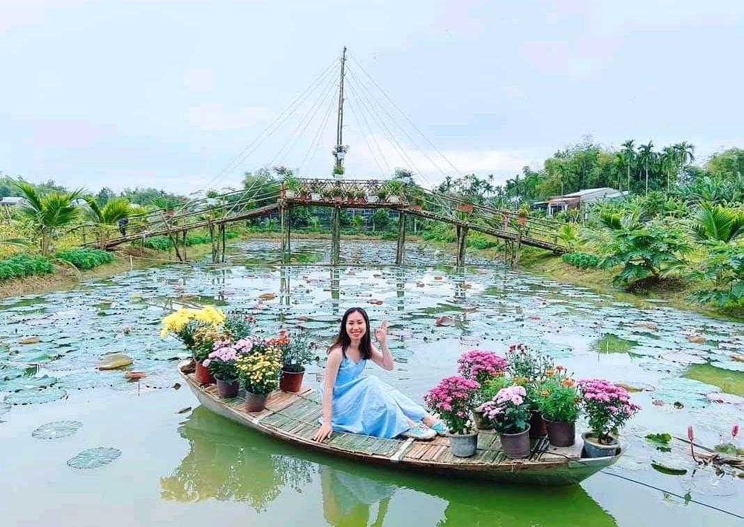 Quảng Nam: Đại Lộc hướng đến du lịch nông nghiệp, làng quê