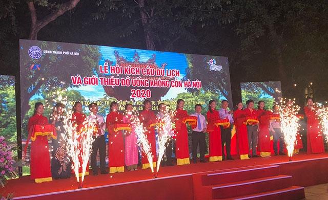 Khởi động chương trình quảng bá điểm đến văn hóa- du lịch Hà Nội