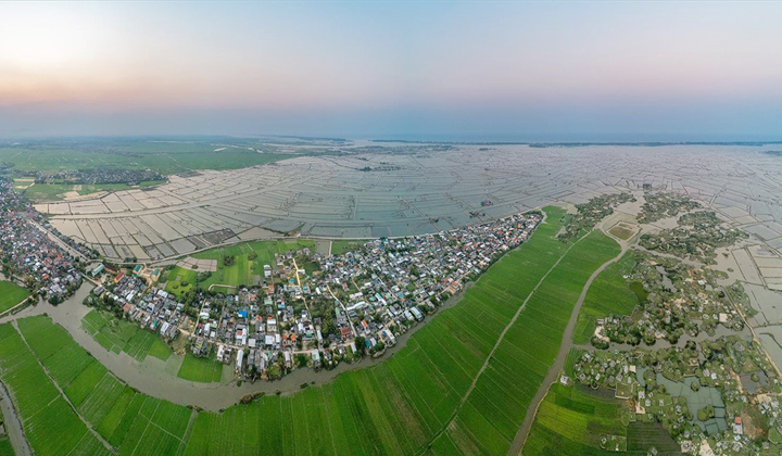 Khai thác bền vững Khu bảo tồn thiên nhiên đất ngập nước Tam Giang - Cầu Hai (Thừa Thiên Huế)