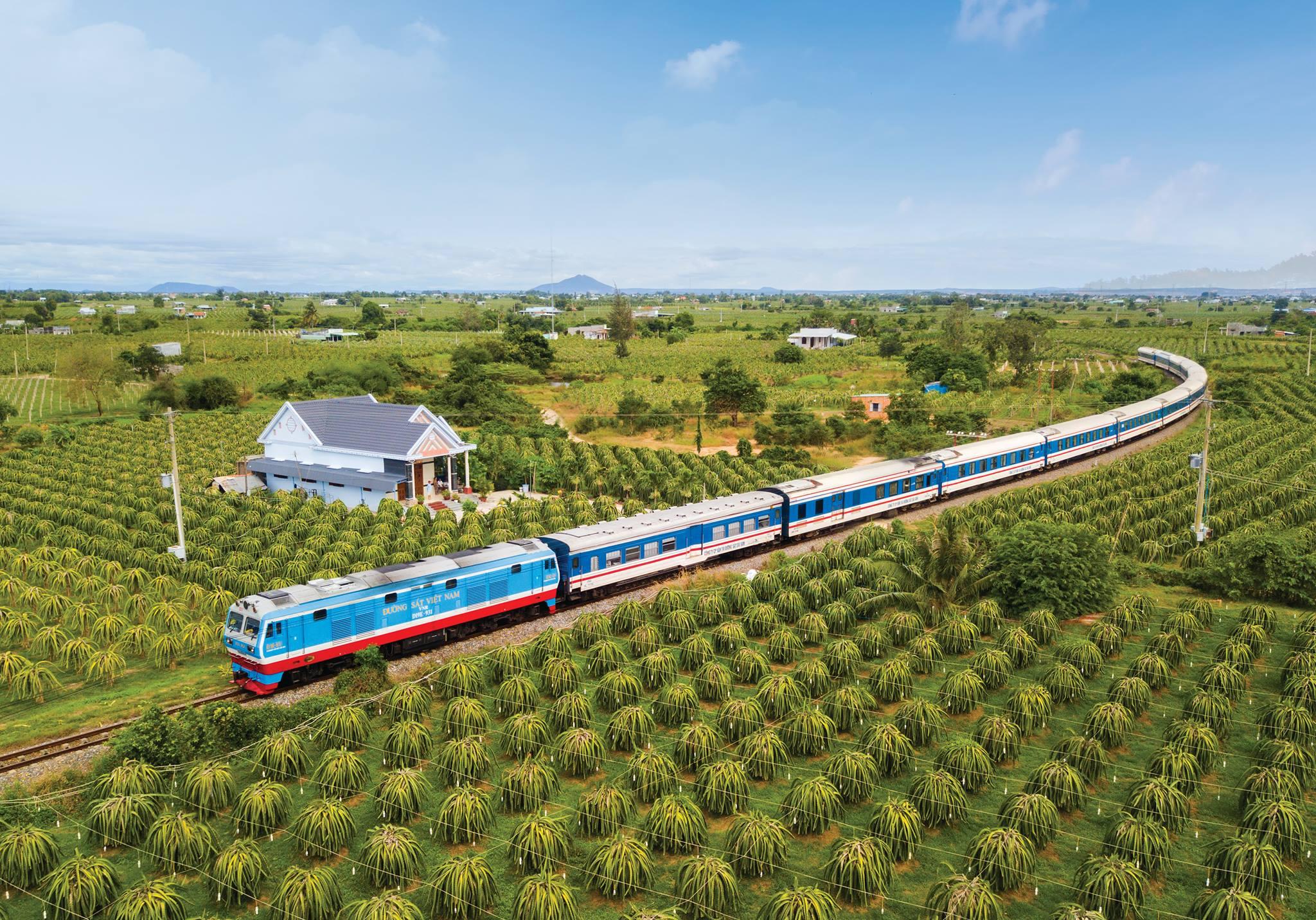 Ga Sài Gòn giảm giá vé tàu trong dịp hè 2020