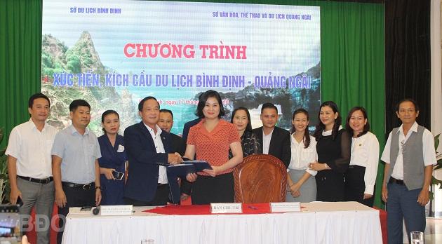 Xúc tiến, kích cầu du lịch Bình Định - Quảng Ngãi