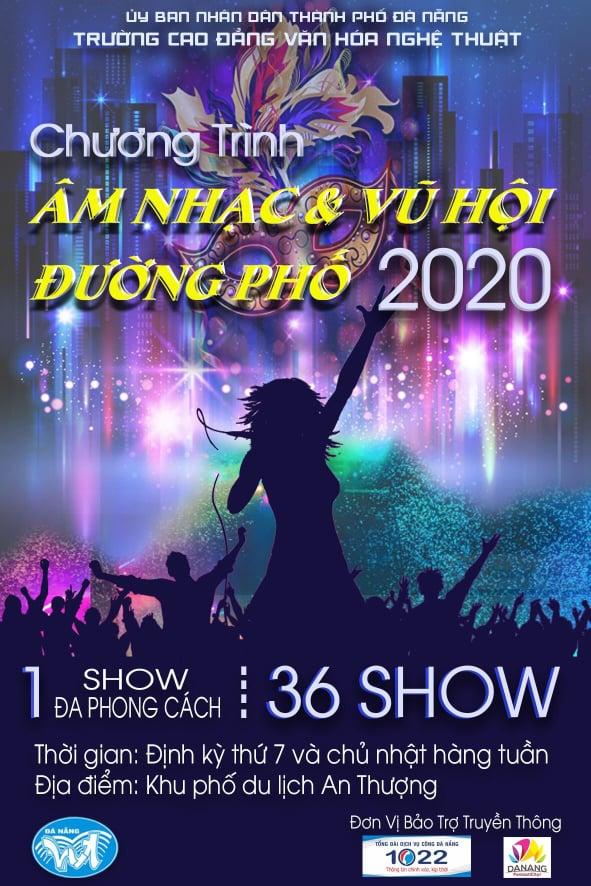 Đà Nẵng tổ chức Chương trình Âm nhạc  và Vũ hội đường phố với nhiều nét mới