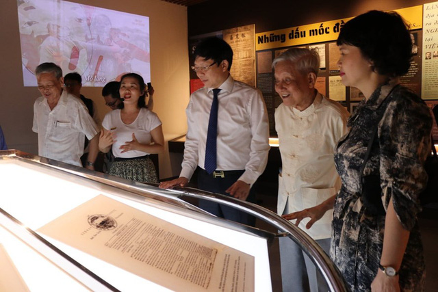 Bảo tàng Báo chí Việt Nam mở cửa đón khách từ 19/6