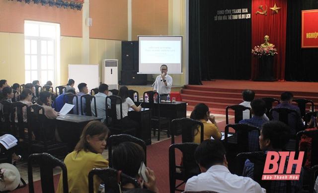 Bồi dưỡng nghiệp vụ hướng dẫn viên du lịch ở Thanh Hóa