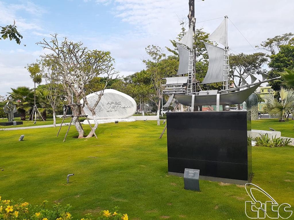 Mở rộng công trình Vườn tượng APEC (Đà Nẵng)